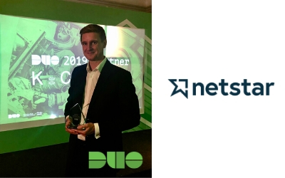 Netstar-IT-Support-LOndon-awarded-with-Best-Newcomer-at-Duo-Security-Partner-Kick-off.