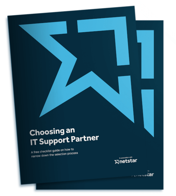 Choosing an IT Support Partner checklist