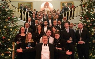 Netstar IT Support Attend 50 Best Managed IT Companies Awards