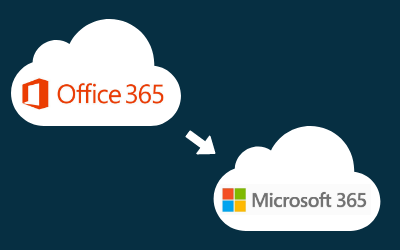 office 365 name change to microsoft 365