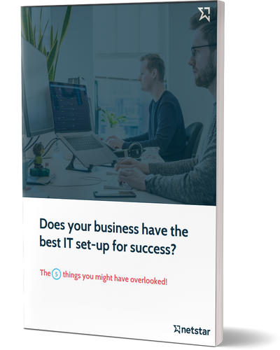 Does your business have the right IT set up for success?