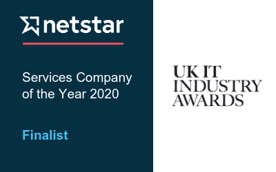 Services Company of the Year Award Netstar