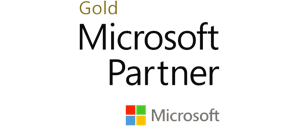 Microsoft Gold Partner IT Support London logo