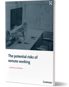 the risks of remote working