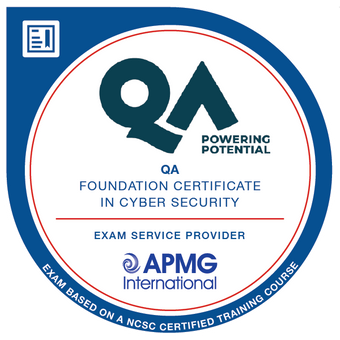 QA Foundation Certificate in Cyber Security