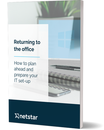 Returning to the office guide