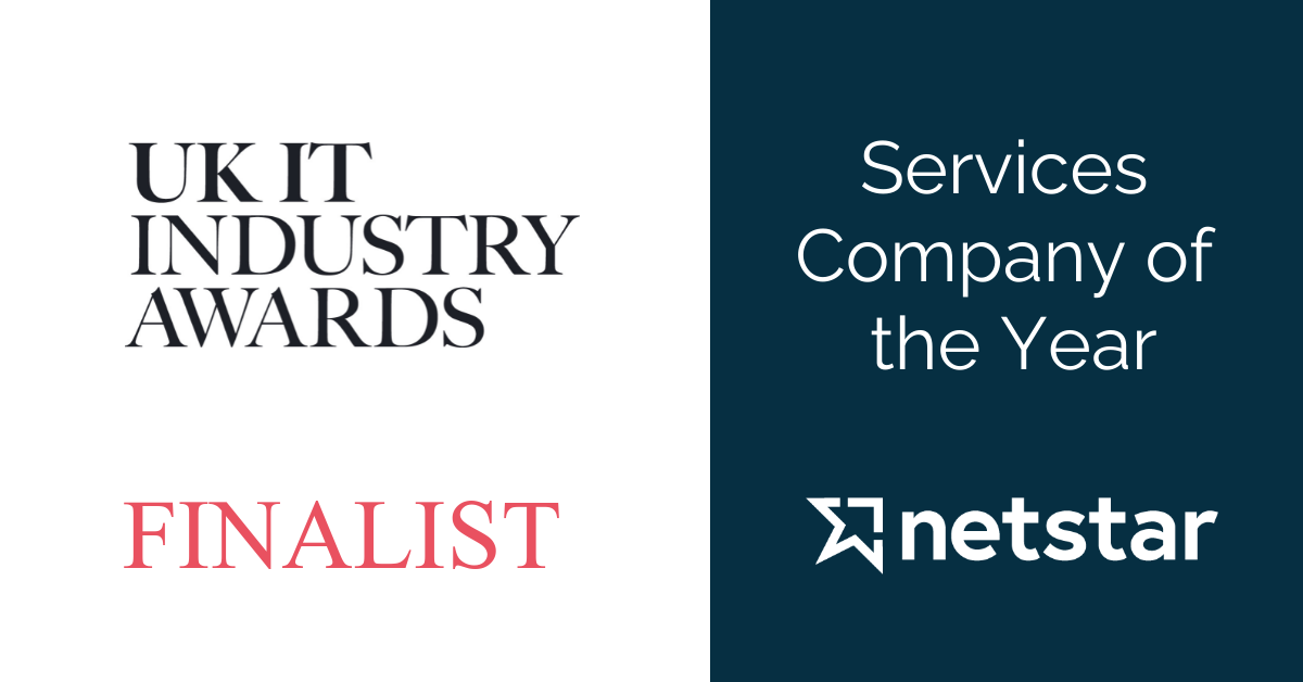 Services Company of the Year award finalist