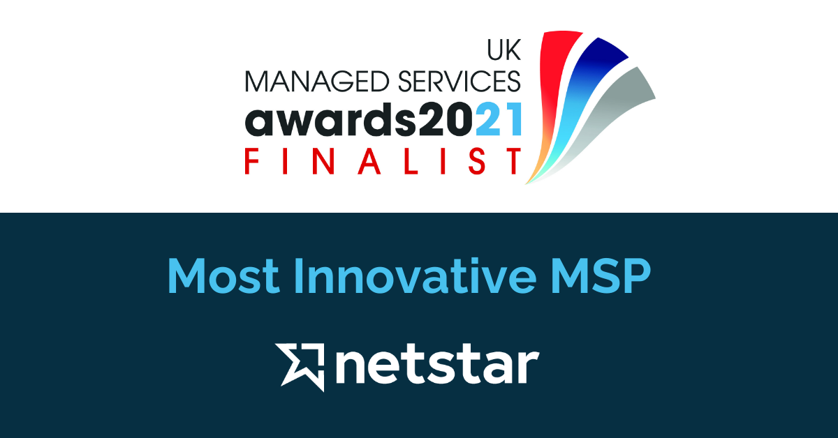 Managed Services Finalist