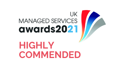 Highly Commended Managed Services Awards - Netstar
