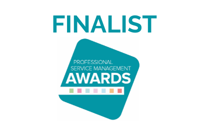 Service Management Team of the Year Finalist